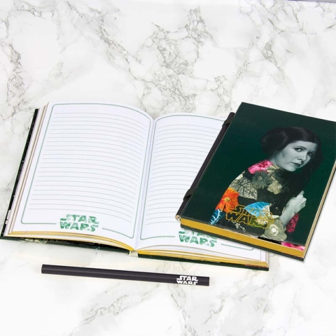 Princess Leia Notebook