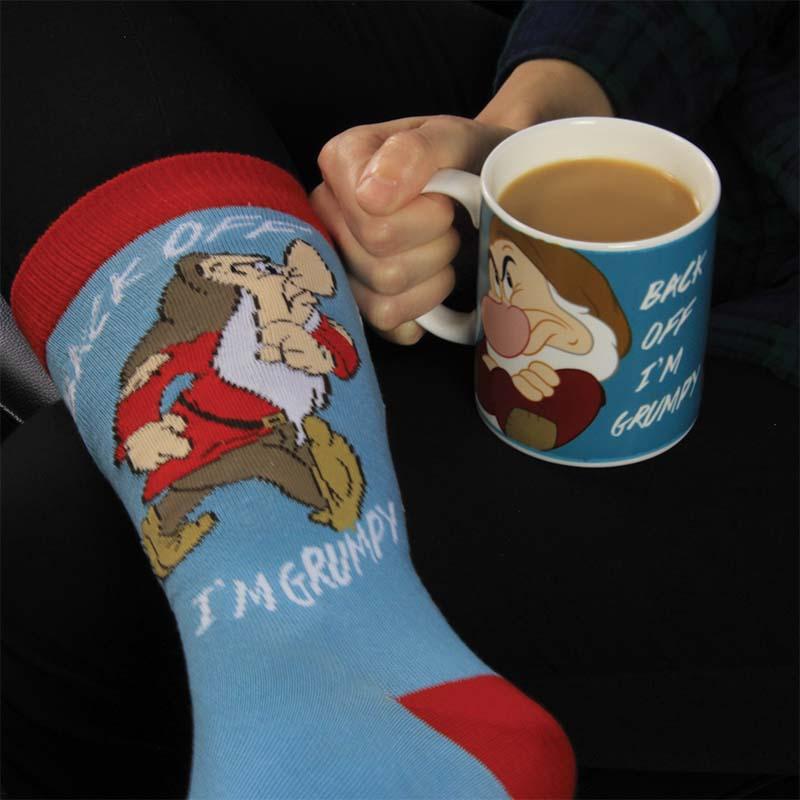 Grumpy Mug & Socks Set