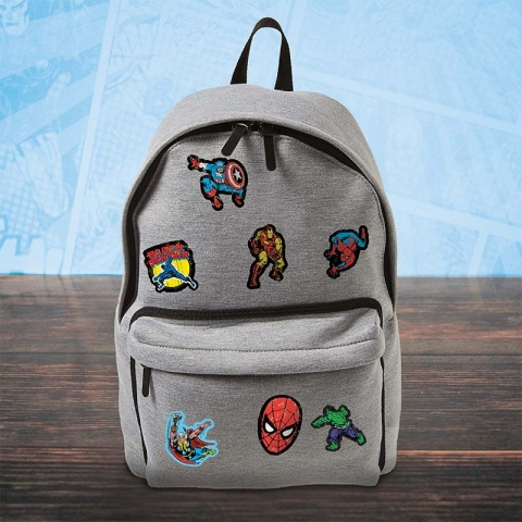 Marvel Comics Iron on Patches