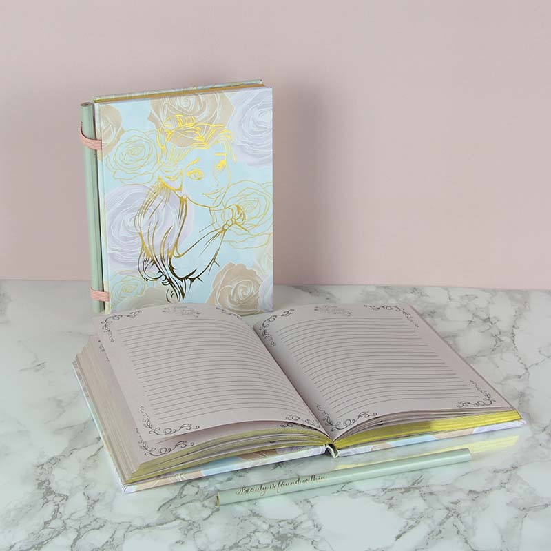 Belle Notebook