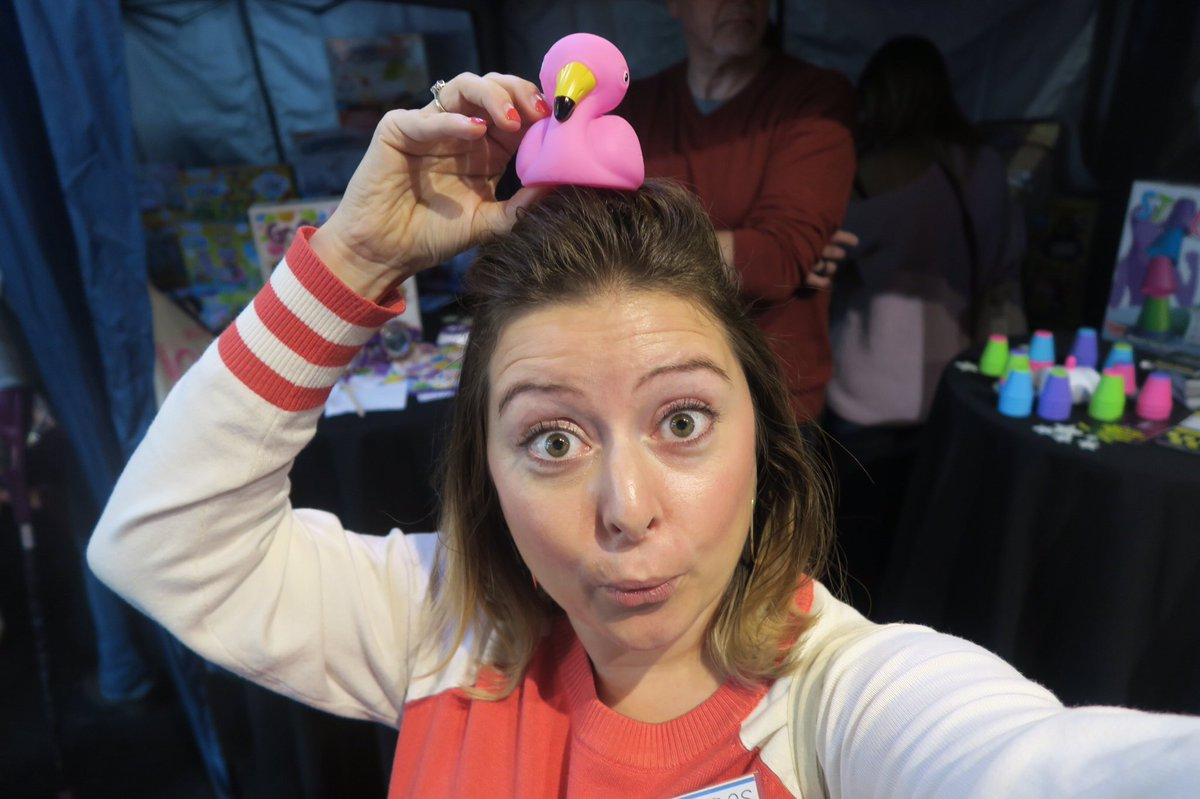 Flamingo Duck Selfie (7)