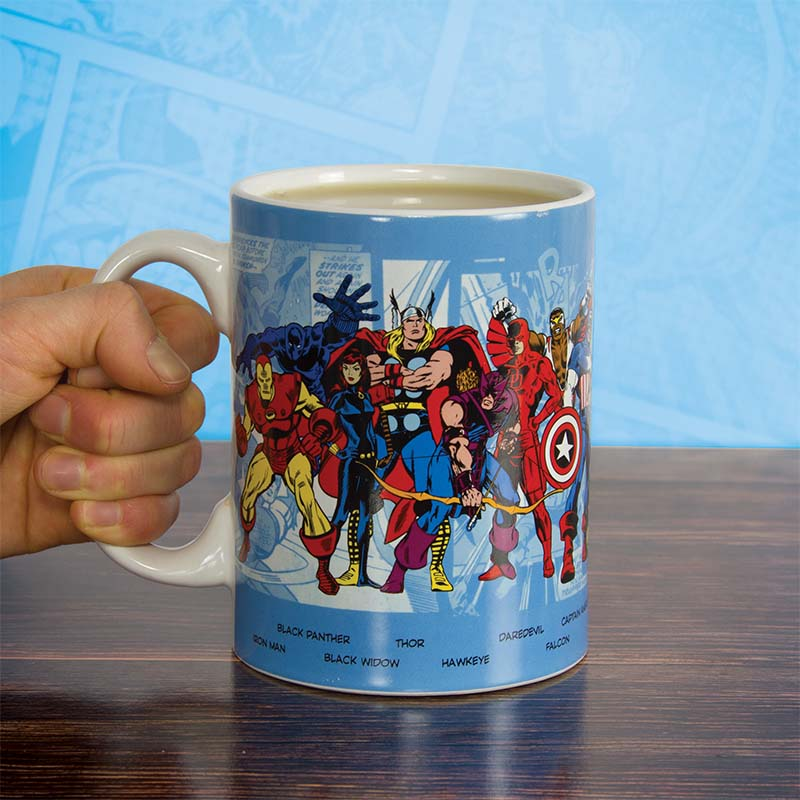 Marvel Comics Giant Character Mug
