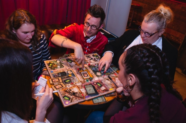Harry Potter Games Night-18