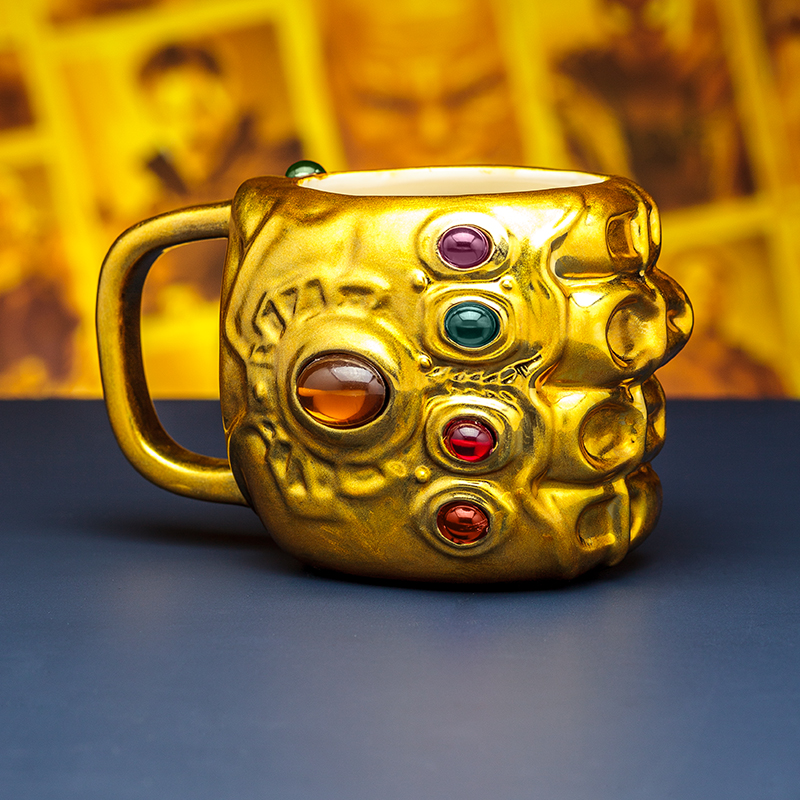 Marvel Avengers Infinity Wars Gauntlet Mug