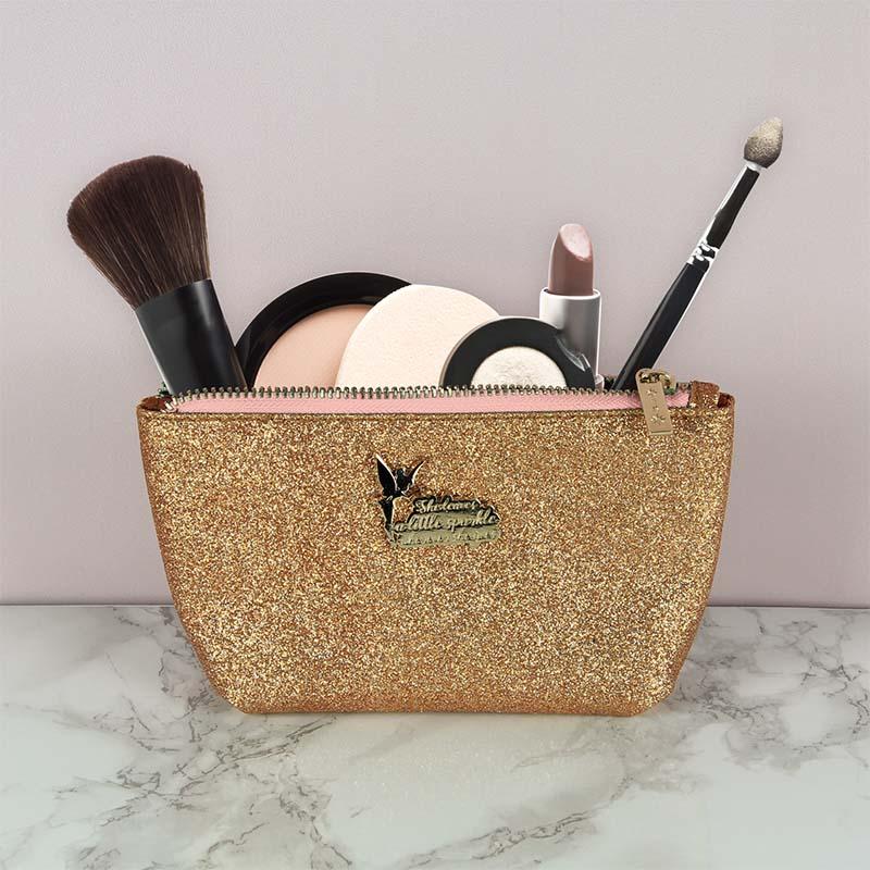 Tinkerbell Make Up Bag