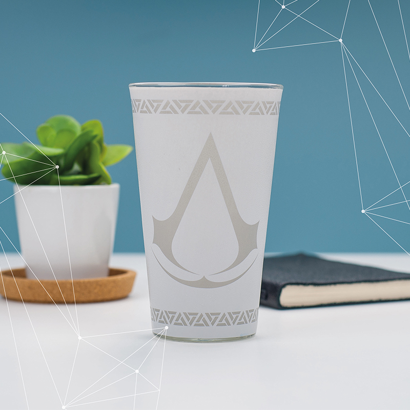 Assassin's Creed Glass