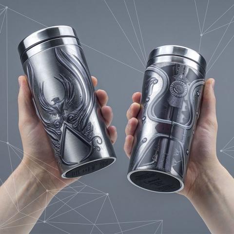 Assassin's Creed Travel Mug