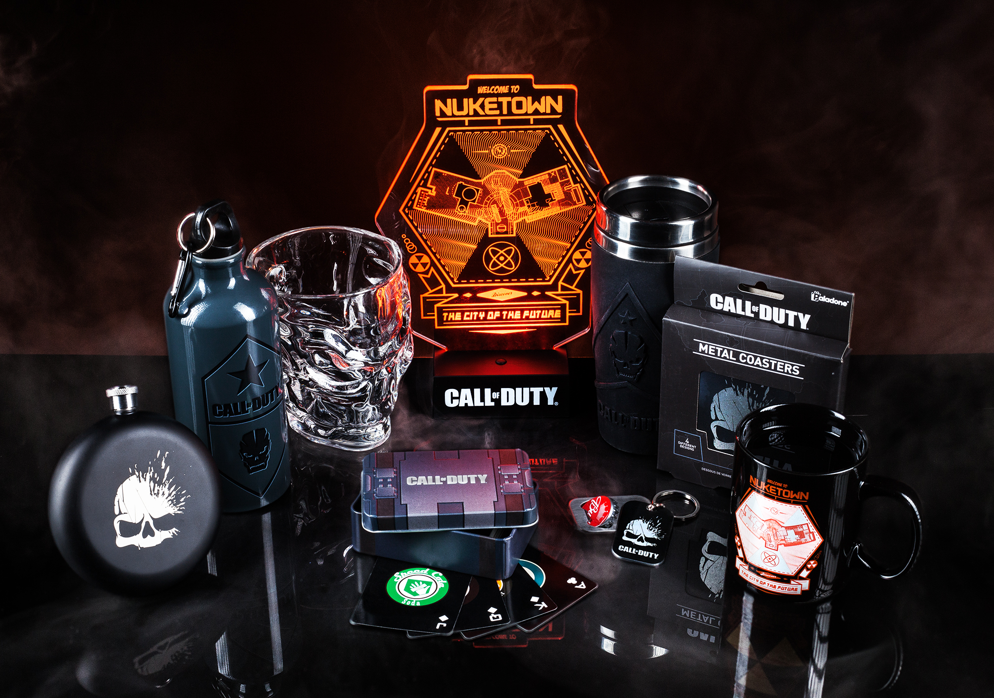 Paladone Call of Duty Black Ops 4 Products