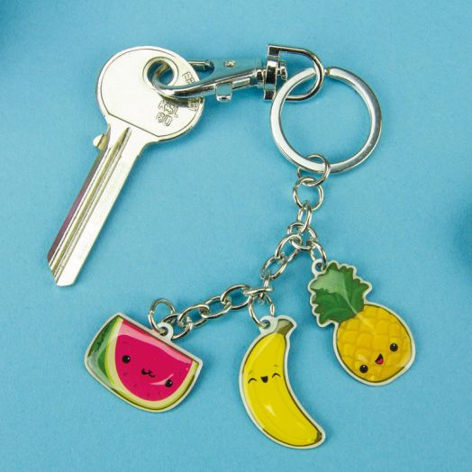 My Kawaii Tropical Key Charm