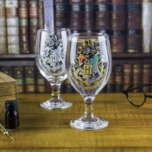 Hogwarts Colour Change Water Glass V2