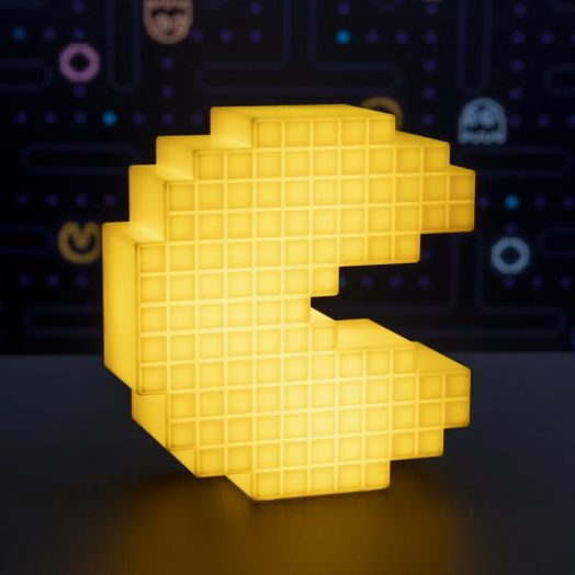 Pac Man Pixelated Light V2 BDP