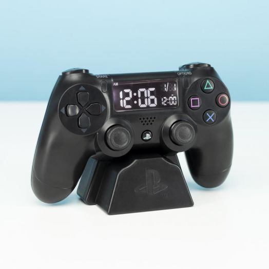 Playstation Alarm Clock V2
