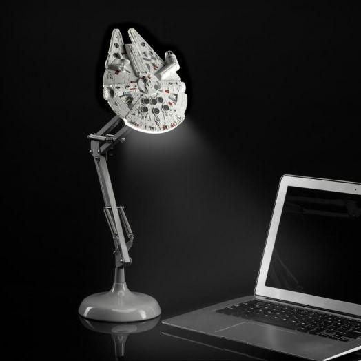 Millennium Falcon Posable Desk Light V2