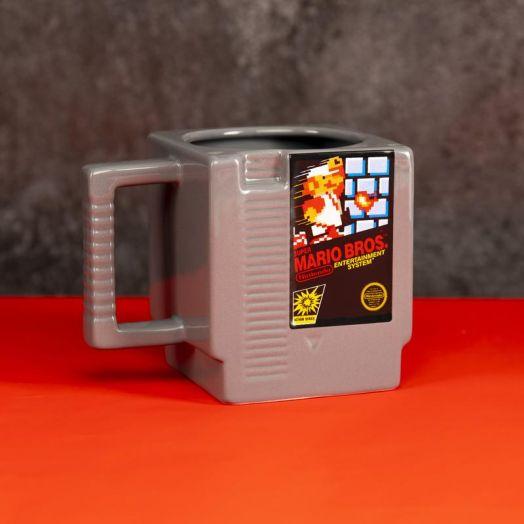 Super Mario Bros Cartridge Mug
