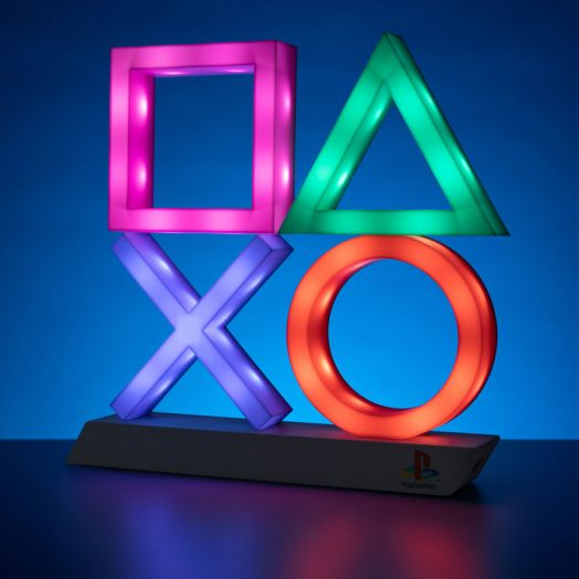 Playstation Icons Light XL BDP