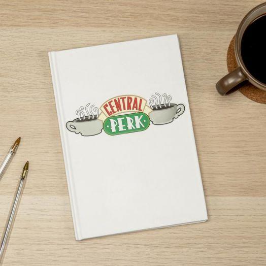 Friends Central Perk Hardback Notebook