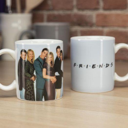 Friends Group Photo Mug