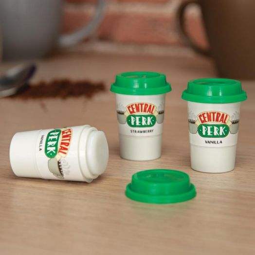 Central Perk Lip Balm Set of 3