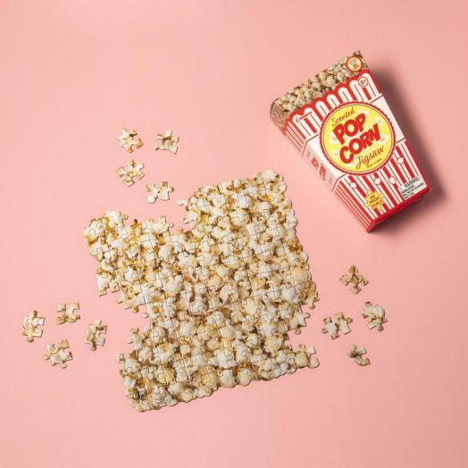 Popcorn Jigsaw Puzzle