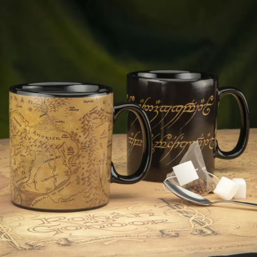 Lord Of The Rings Heat Change Mug XL