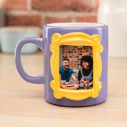 Friends Frame Shaped Mug