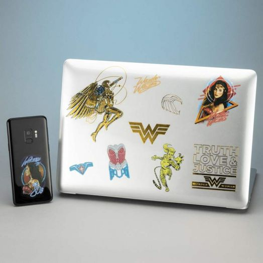 Wonder Woman 1984 Gadget Decals