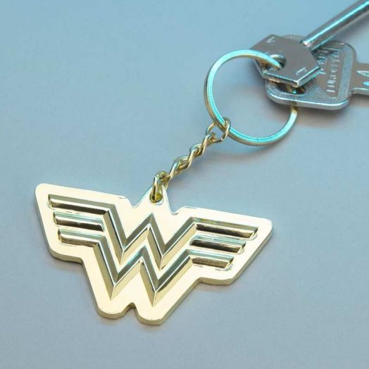 Wonder Woman 1984 Keyring