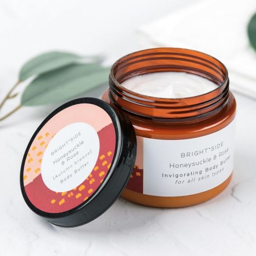 Honeysuckle and Rose Body Butter