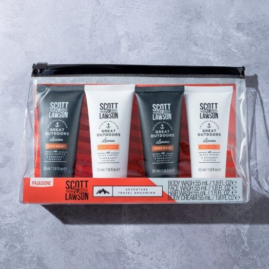 Scott and Lawson Adventure Travel Grooming V2