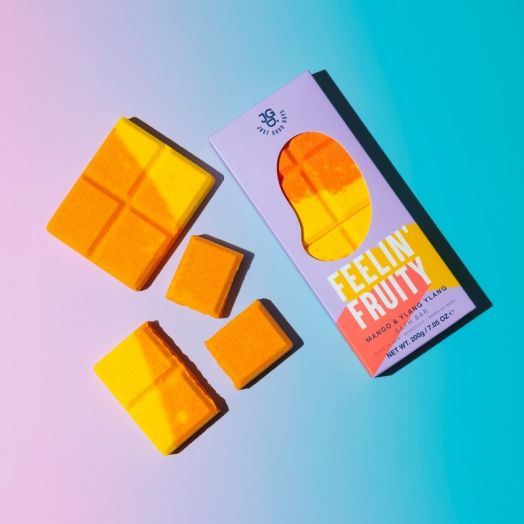 Mango and Ylang Ylang Bath Bars