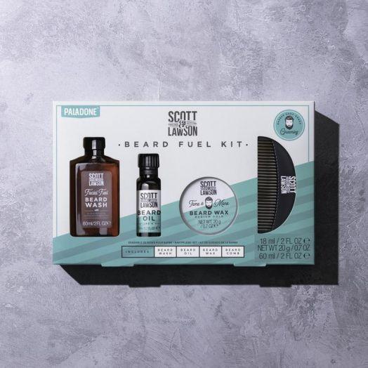 Scott and Lawson Beard Fuel Kit