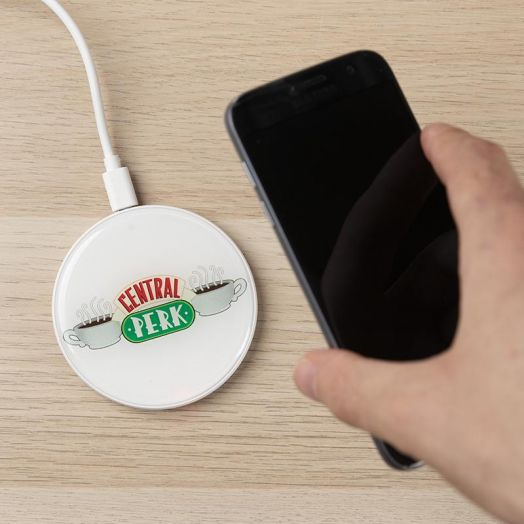 Central Perk Wireless Charger