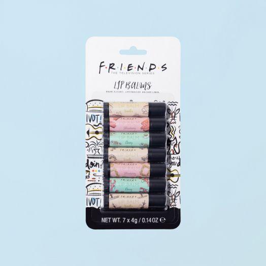 Friends 7 Day Lip Balms