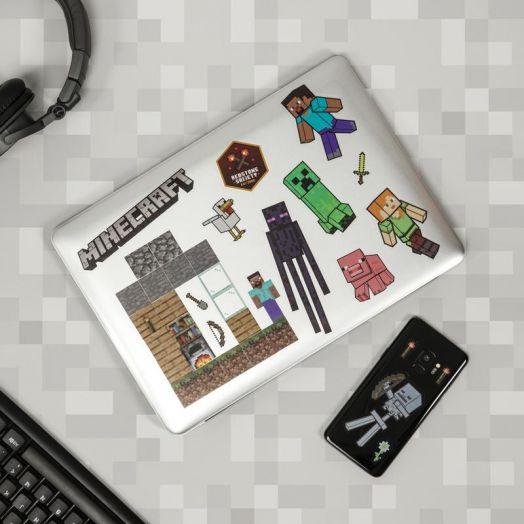 Minecraft Gadget Decals