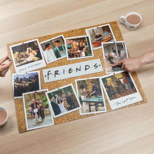 Friends Jigsaw 1000pcs Seasons V2 USA