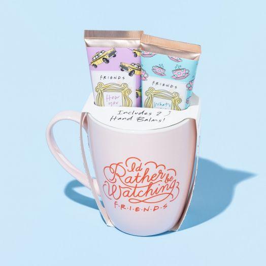 Friends Mug and Hand Cream Gift Set V2