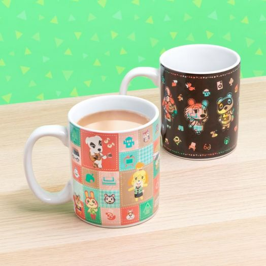 Animal Crossing Heat Change Mug USA