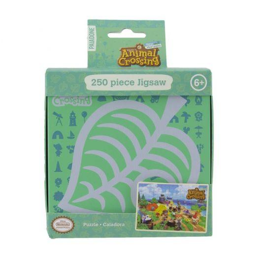 Animal Crossing 250pc Jigsaw Puzzle Summer
