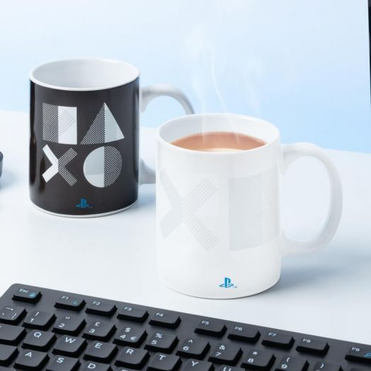 Playstation Heat Change Mug PS5