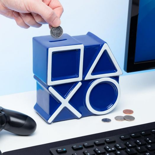 Playstation Icons Money Box