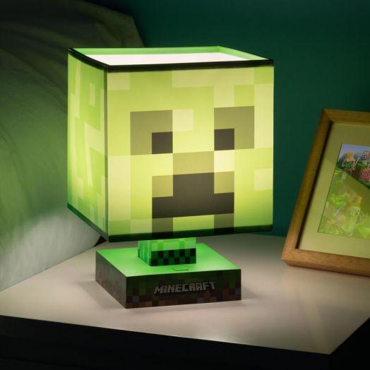 Creeper Icon Lamp