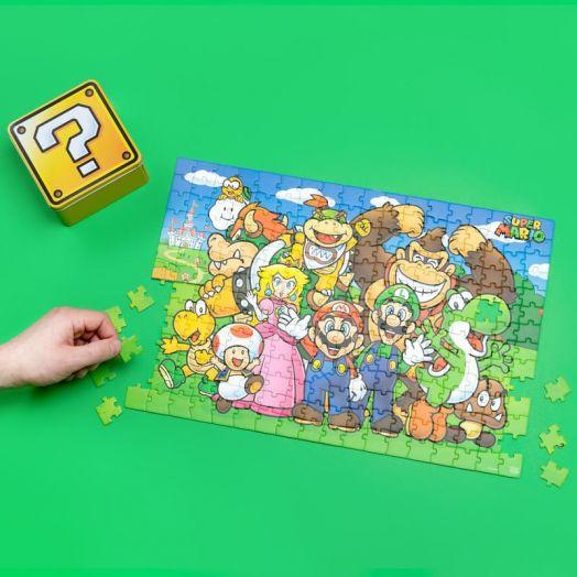 Super Mario 250pc Jigsaw Puzzle