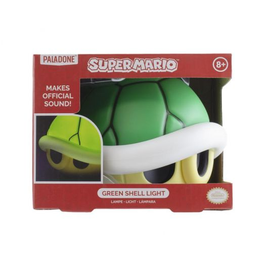 Green Shell Light with Sound