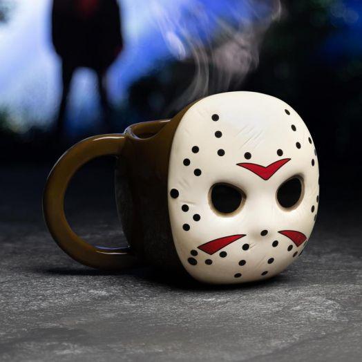 Friday the 13th Shaped Mug