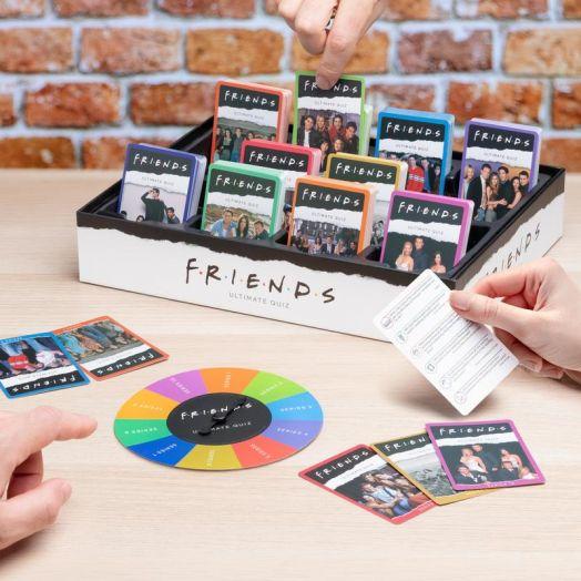 Friends Ultimate Trivia Quiz