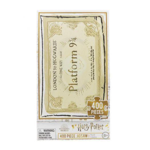 Hogwarts Express Ticket Jigsaw