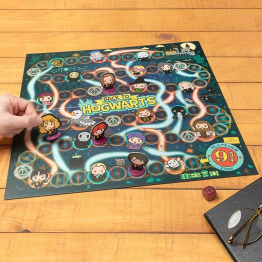 Back To Hogwarts Board Game
