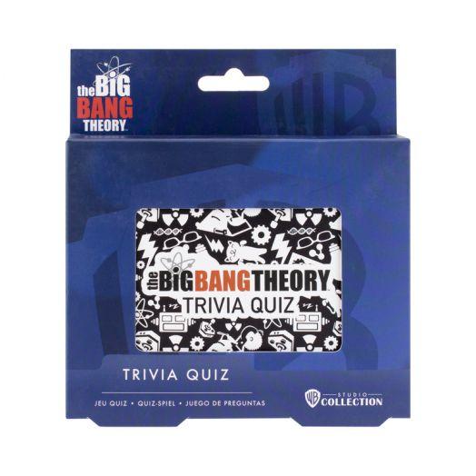 Big Bang Theory Trivia Quiz