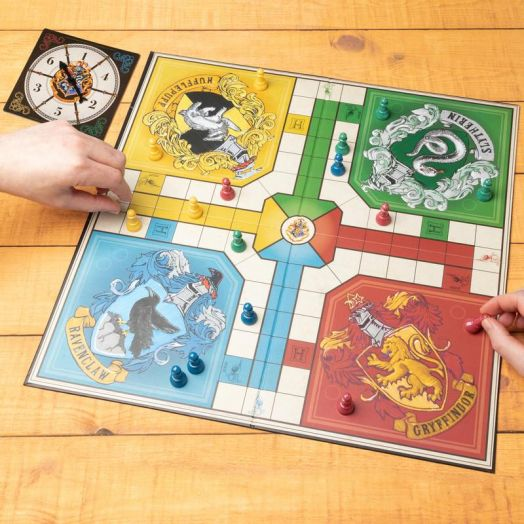 Hogwarts Ludo with Spinner