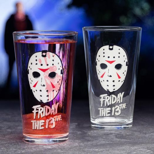 Friday the 13th Cold Change Glass